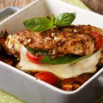 Chicken Parmesan recipe by kristen coffield of the culinary cure
