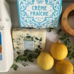 Buttermilk Blue Cheese Dressing Recipe by Kristen Coffield of the culinary cure