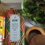 Miso Cider Vinaigrette recipe by kristen coffield of the culinary cure
