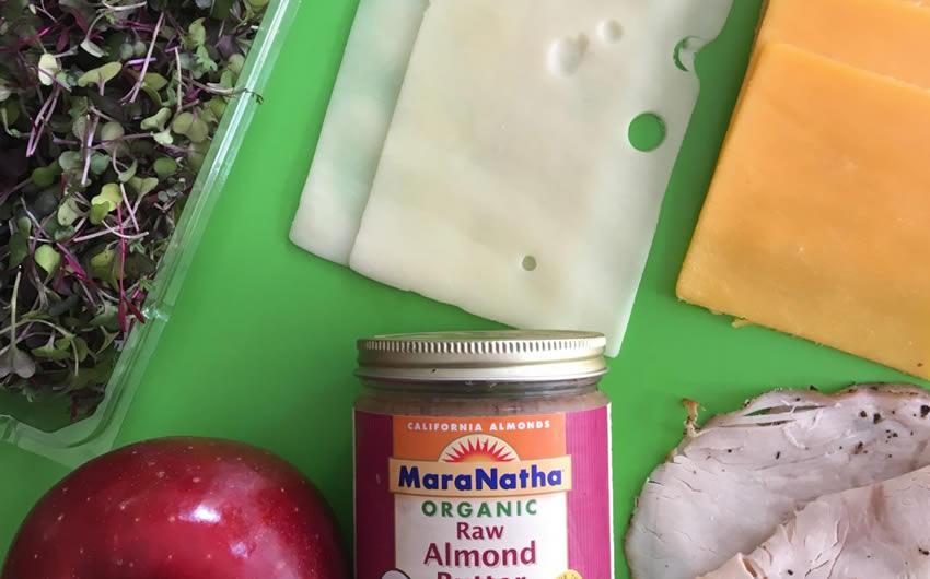 Apple Slice Sandwiches Recipe