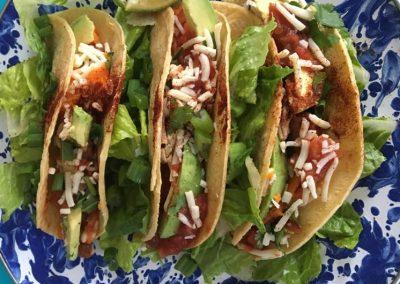 Veggie Tacos El Pastor