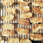Baked jicama chips recipe by the culinary cure's kristen coffield