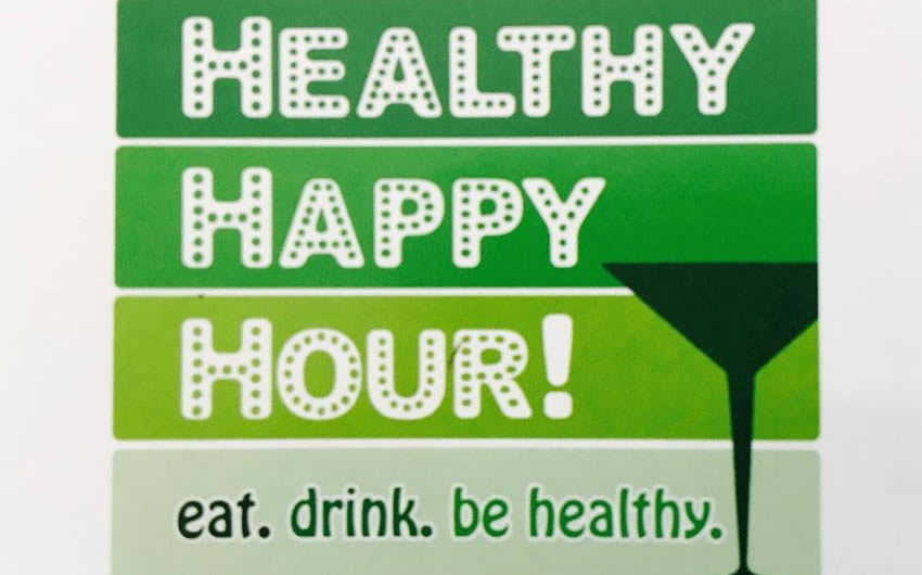 Healthier Happy Hour Kristen Coffield The Culinary Cure Kitchen