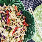 Antioxidant Asian Slaw