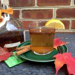 Green Tea & Ginger Toddy