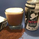 Nitro Irish Coffee Shakerato