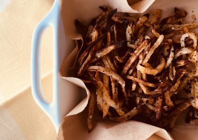 Everything Rutabaga Fries