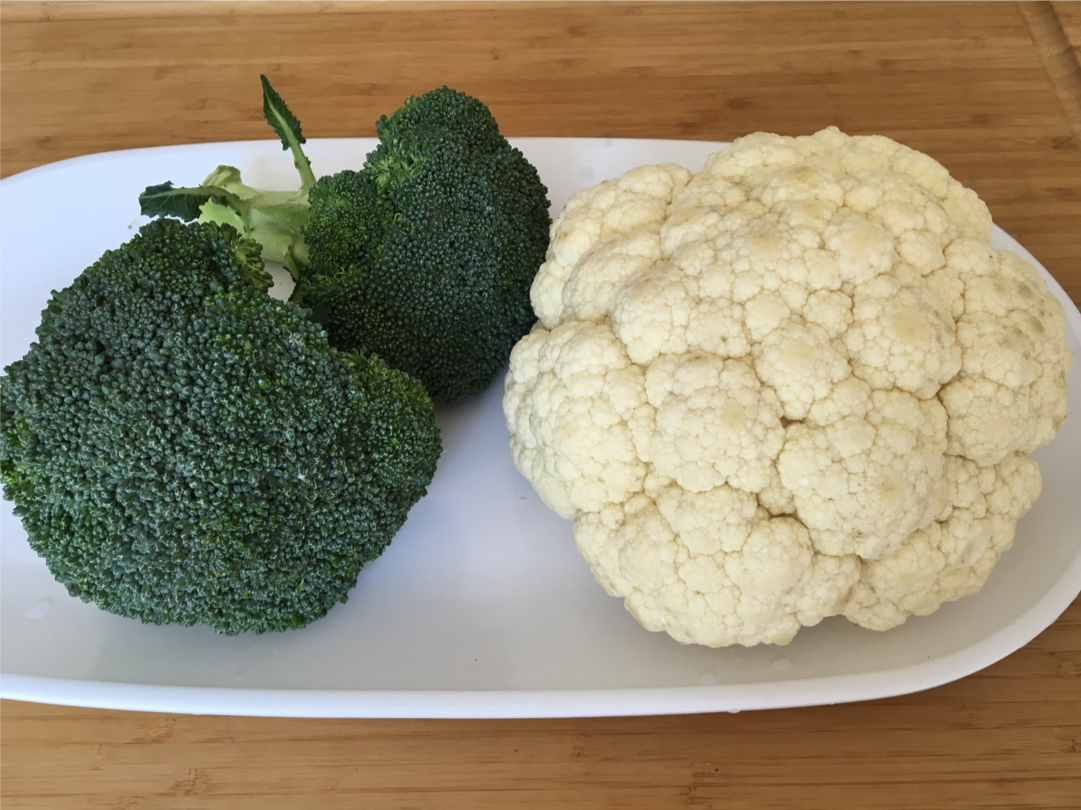 whole cruciferous foods for recipe