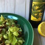 celery and walnut salad