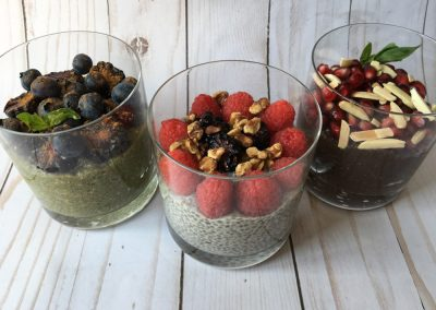 Simple Chia Pudding Recipe 3 Ways