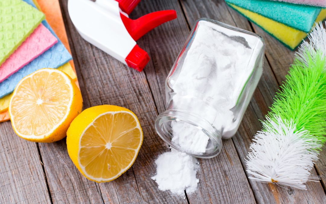 Detoxify Your Home With Natural Cleaning Products