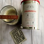 culinary cure cold brew coffee recipe