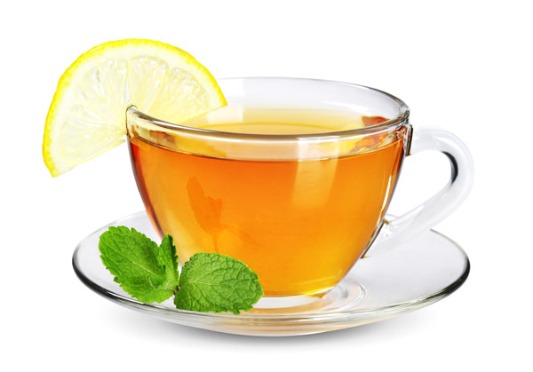 drink as much green tea as you want with the culinary cure eating plan