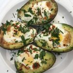 delicious healthy avocado egg recipe by the culinary cure