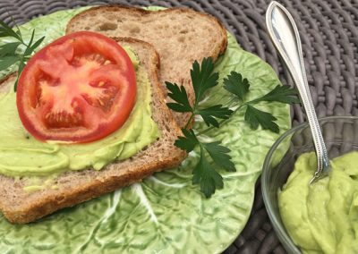 Avocado Salad Dressing and Spread