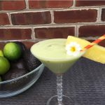 pina colada using avocado recipe by the culinary cure