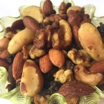 antioxidant nut mix recipe by kristen coffield of the culinary cure