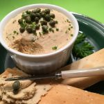 recipe for spicy potted tuna by kristen coffield of the culinary cure