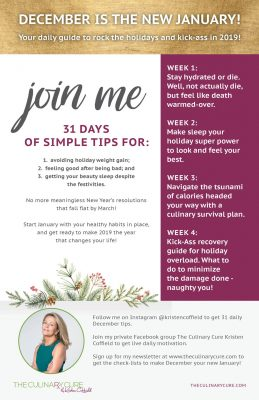 31 days of simple tips for new years resolution