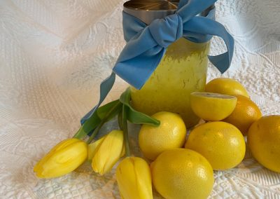 Two-Lemon Limoncello