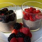 Chia Seed Pudding with Cinnamon and CBD Recipe by kristen coffield of the culinary cure