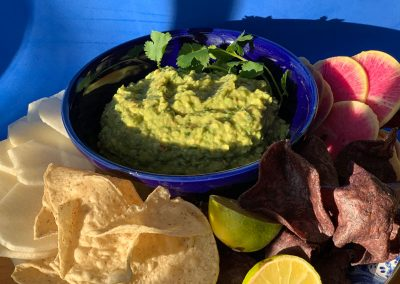 Holy Mole Guacamole with CBD