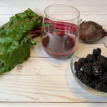 Beet and Berry Kvass fermented recipe by kristen coffield of the culinary cure