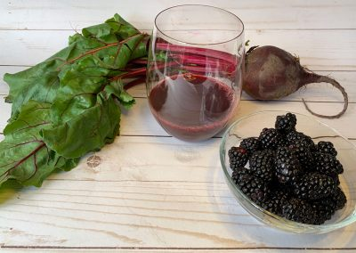 Beet and Berry Kvass