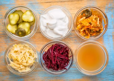 Gut Health 101: Prebiotics, Probiotics and Fermented Foods
