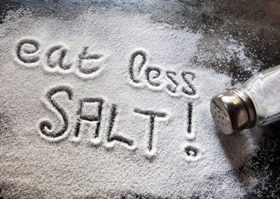 Eating Too Much Salt Is Dangerous