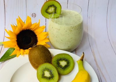 Simple Kiwi Smoothie Recipe