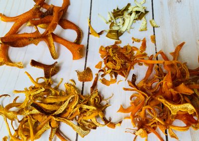 Dried Citrus Peel Recipe