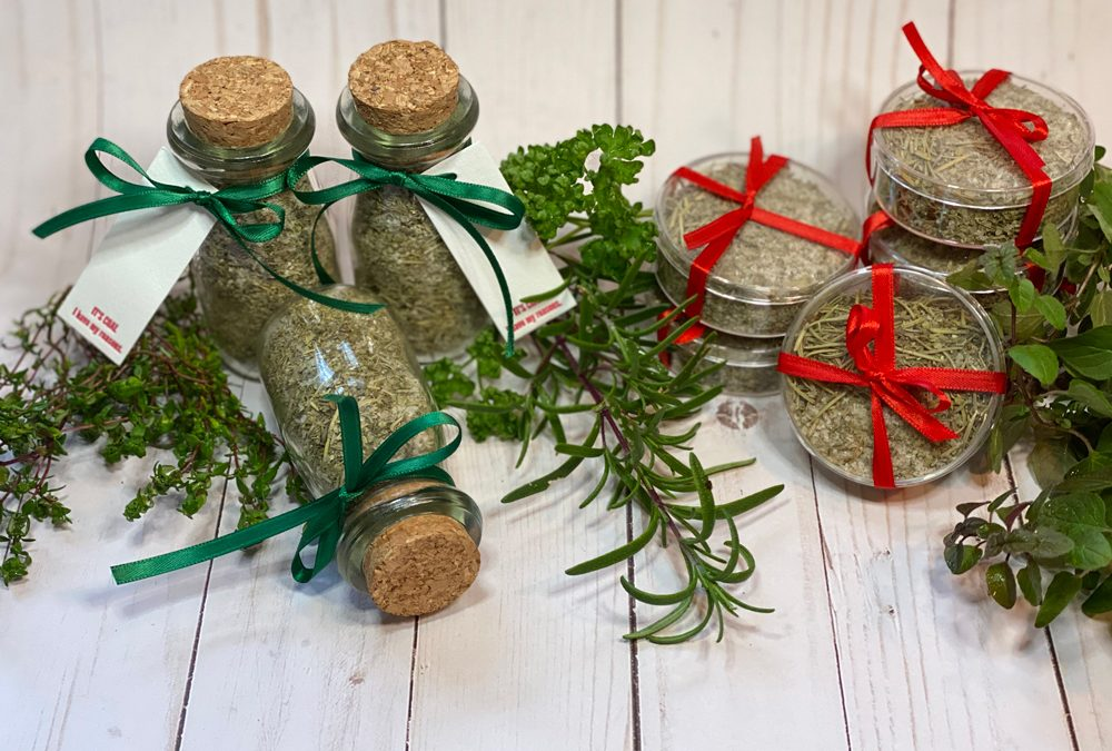 Herbs de Provence Sea Salt Rub Recipe