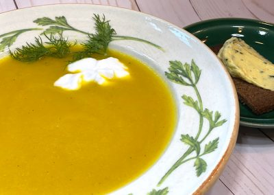 Golden Borscht Recipe