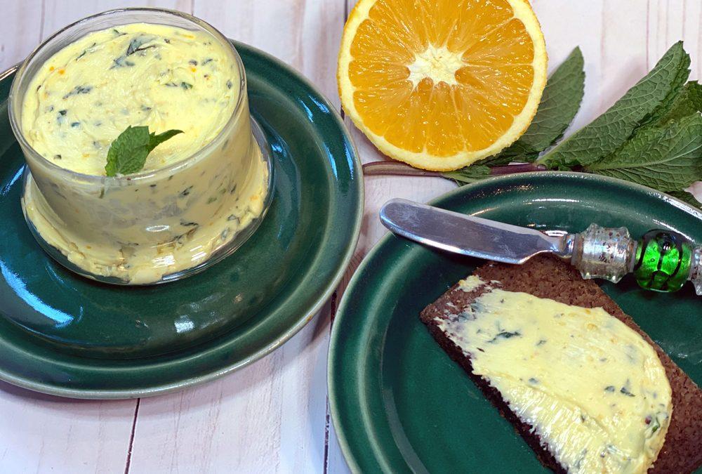Cultured Kefir Butter Recipe