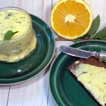 Cultured Kefir Butter Recipe by kristen coffield of the culinary cure