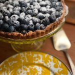 Blueberry Kuchen Recipe