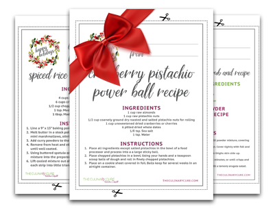 holiday gift ideas printables