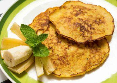 Simple Banana Pancakes Recipe
