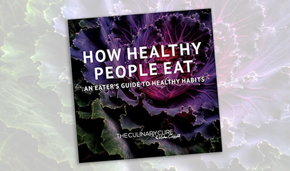 HOw Healthy People Eat