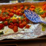 Oven Roasted Cherry Tomatoes Recipe