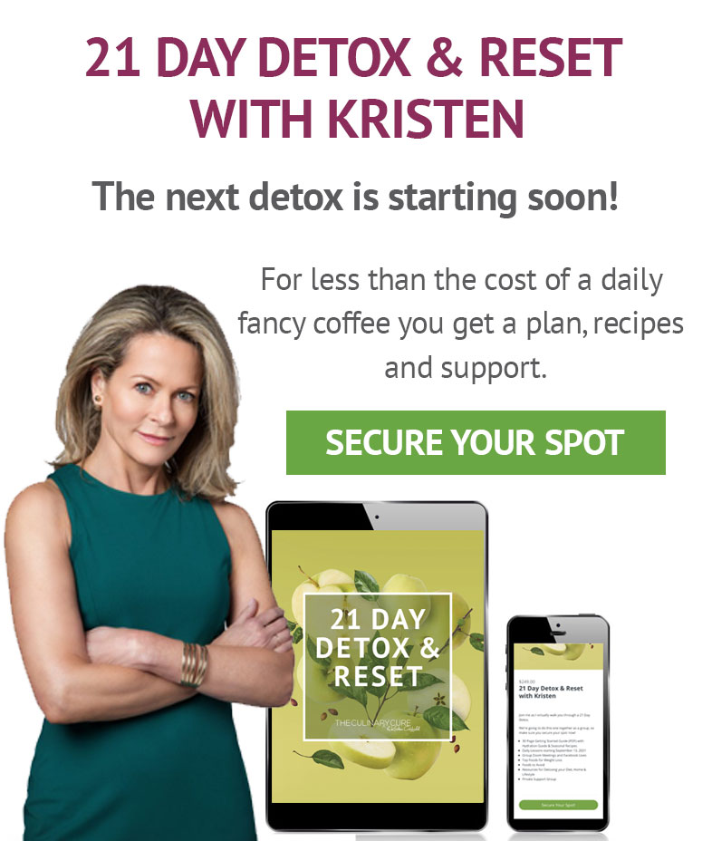 21 day detox and reset