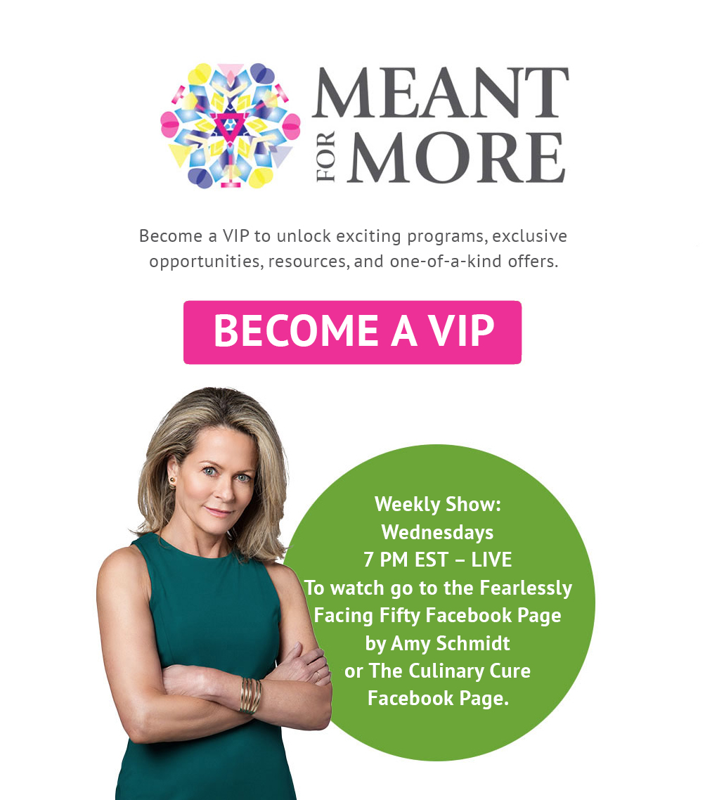 Kristen Coffield and Amy Schmidt host the Meant for More live show